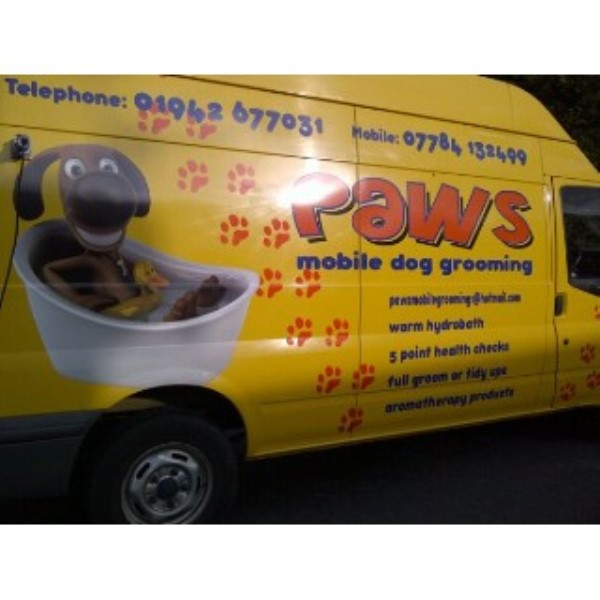 Mobile Dog Grooming Cleveleys
