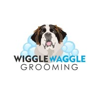 Wiggle Waggle Grooming North End Dunmow Essex Logo