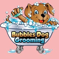 Bubbles Dog Grooming romford Essex Logo