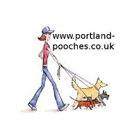 Portland Pooches Mansfield Nottinghamshire Logo