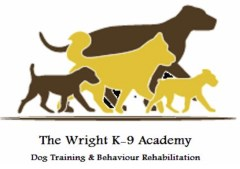 The Wright K-9 Academy Birmingham West Midlands Logo