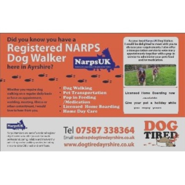 Dog Training Ayrshire Reviews