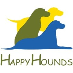 Happy Hounds Birmingham West Midlands Logo