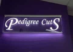 Pedigree Cuts Dog Grooming Hartlepool Durham Logo