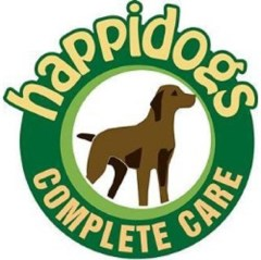 Happidogs Teignmouth Devon Logo