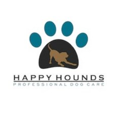 Happy Hounds Winchester Hampshire Logo