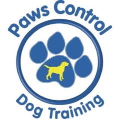 Paws Control Dog Training Barnstaple Devon Logo