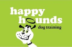 Happy Hounds Dog Training Grimsby Lincolnshire Logo
