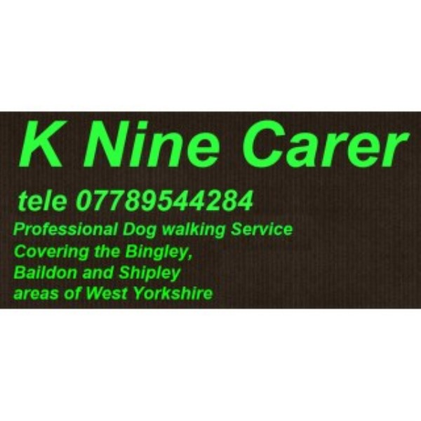 K Nine Carer Bingley