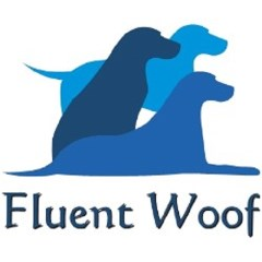 Fluent Woof Hastings East Sussex Logo