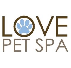 Love Pet Spa Pulborough West Sussex Logo