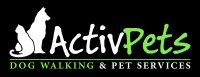 ActivPets Dog Walking & Pet Services Wilford Nottinghamshire Logo
