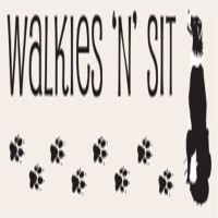 Walkies 'n' Sit Seaton Devon Logo