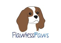 Flawless paws St Albans Hertfordshire Logo