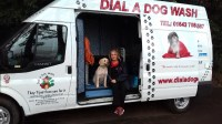 Dial a Dog Wash West Somerset grooming services in Minehead, Somerset
