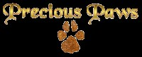 Precious Paws Dog Walking & Pet Care St Austell Cornwall Logo