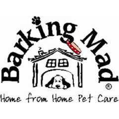 Barking Mad Maidenhead Berkshire Logo